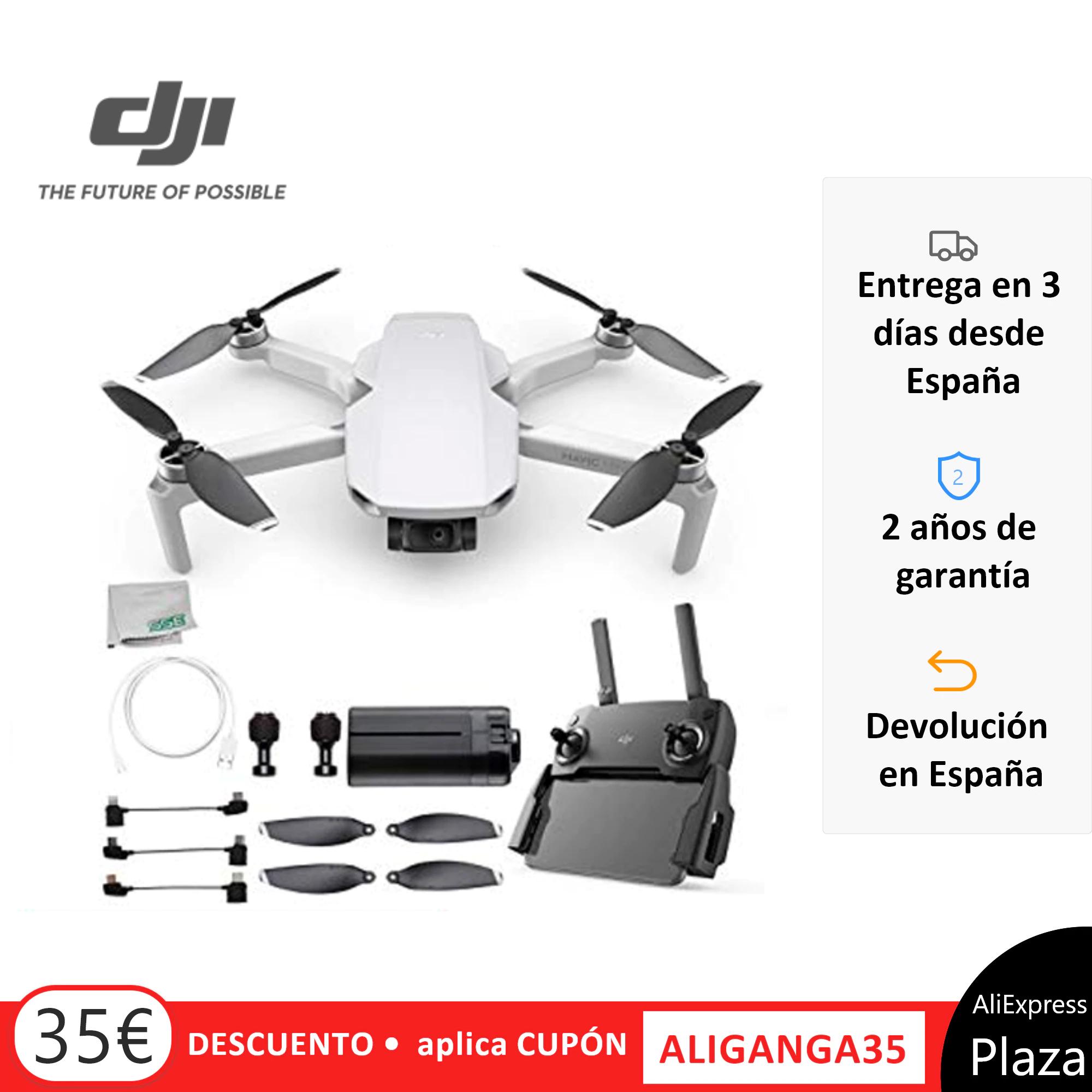 DJI Mavic Mini drone [Desde España]