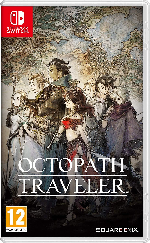 Octopath traveler Nintendo Switch solo 29.9€