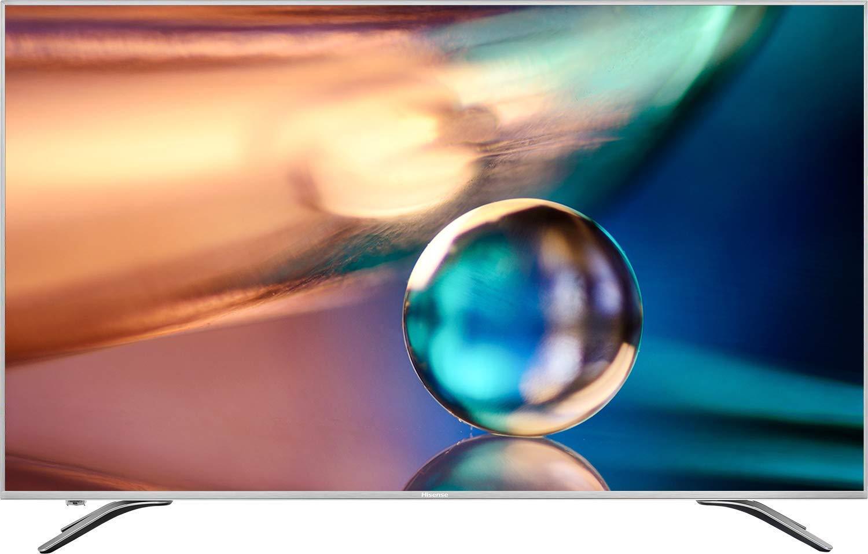 """Hisense H50AE6400 - TV Hisense 50"""" 4K Ultra HD, HDR, Precision Color, Super Contraste, Remote now, Smart TV"""