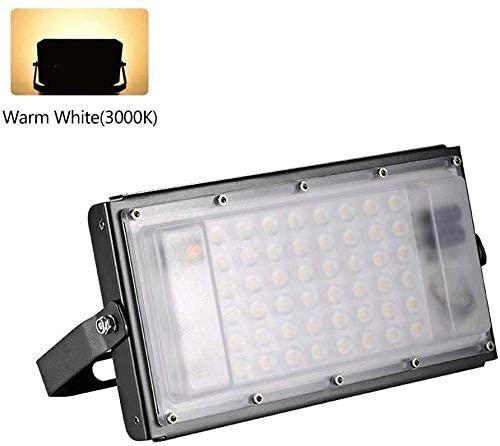 Foco Led 50W luz cálida 6,95€