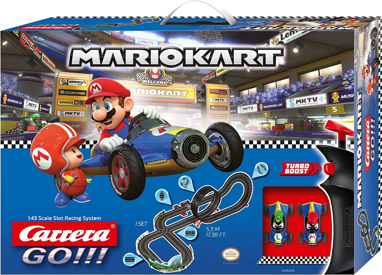 Carrera Go Mario Kart solo 55.9€