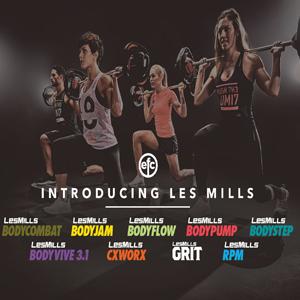 @Les Mills :: Acceso gratuito a +100 entrenamientos #COVID-19