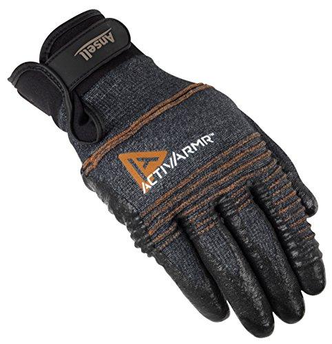 Ansell ActivArmr 97-008/9 Multiusos guante, Protección mecánica para trabajar
