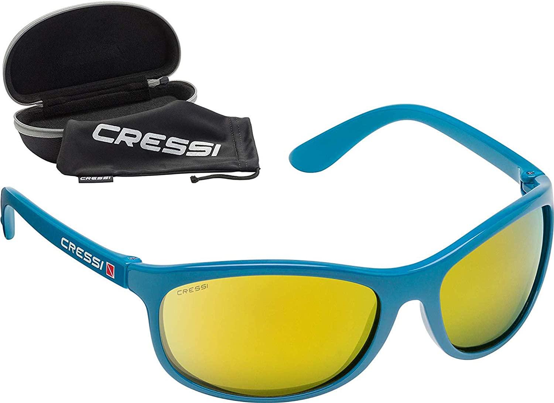Cressi Rocker Floating Sunglasses - Gafas de Sol polarizadas y flotantes
