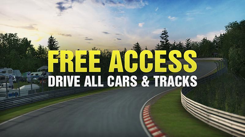 RaceRoom Racing Experience, contenido gratuito durante almenos 5 días en STEAM