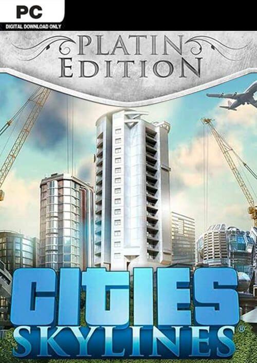 Cities: Skylines Platinum Edition PC