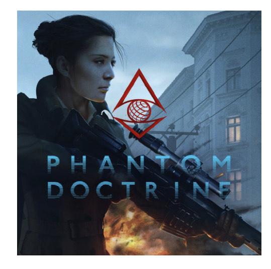 Phantom Doctrine - Nintendo Switch eshop (90% Descuento)