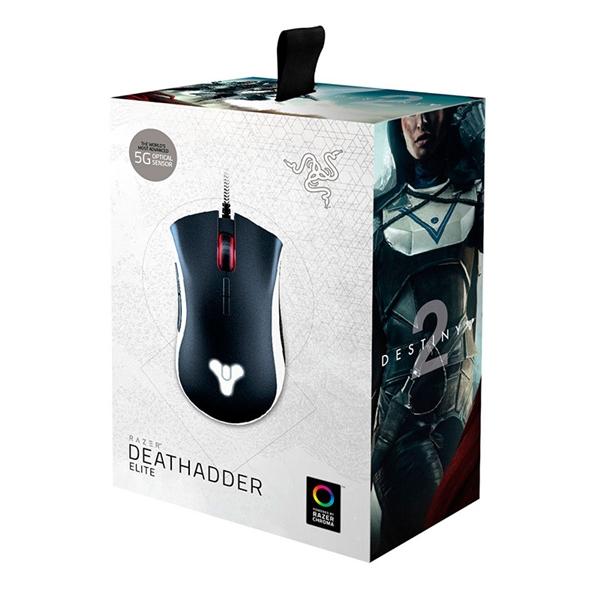 Razer DeathAdder Elite Destiny 2 Edition 16000 dpi