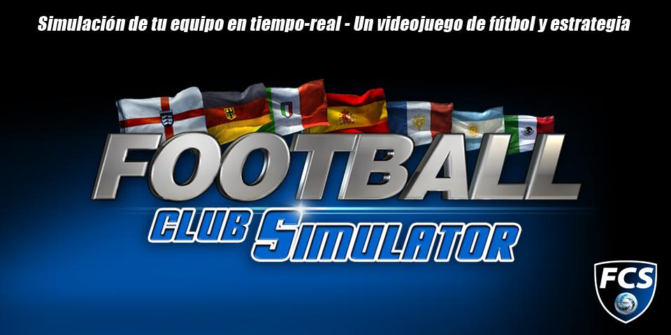Football Club Simulator (PC FUTBOL NUEVO)