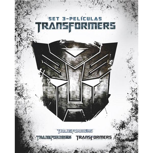 Trilogía Transformers (Blu-Ray)