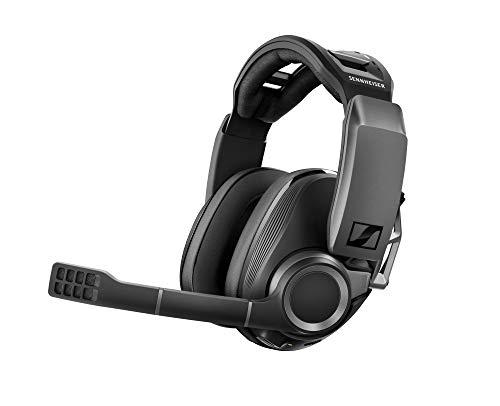Sennheiser GSP 670 Auriculares con micrófono para Gaming, Negros