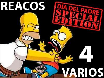 REACOS Varios 4 (Día del padre Special EDITION)