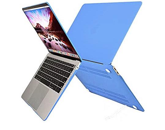 Carcasa + Funda transporte + Funda cargador (MacBook Air)
