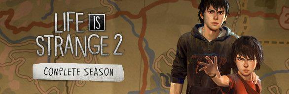 Life is strange 2 60% Dto Steam