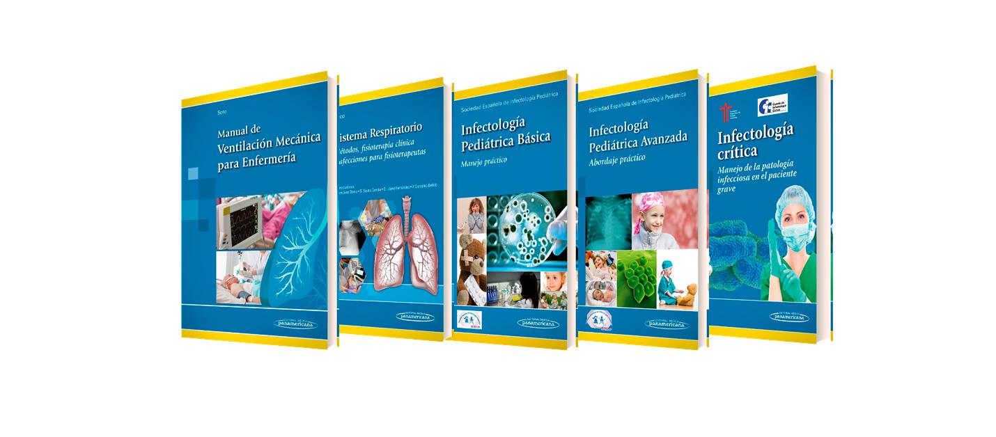 Editorial Panamericana ofrece toda la biblioteca online gratis.