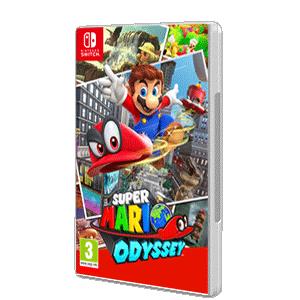 Super Mario Odyssey Para Nintendo Switch Por 39,99€
