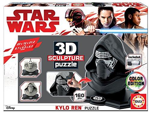 Puzzle 3D Kylo Ren solo 14.9€