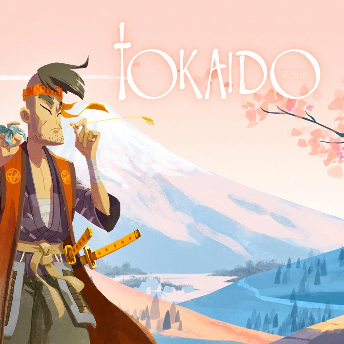 Gratis :: Tokaido y 4 Juegos (Android e IOS)