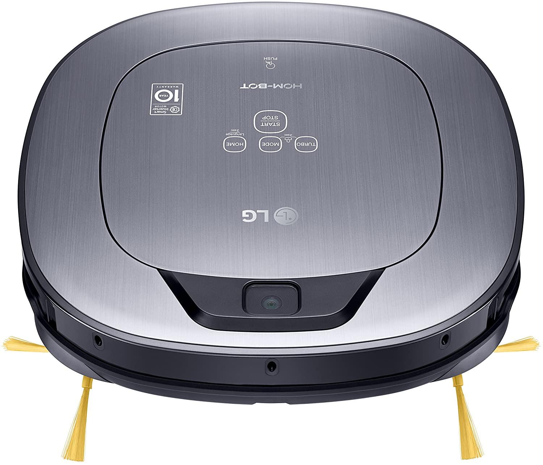 LG VR65710LVMP Hombot Turbo Serie 10 - Con doble cámara