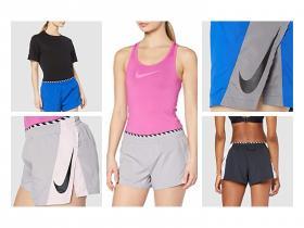 Nike W Nk Elevate SD Pantalones Cortos de Deporte, Mujer en 3 colores.