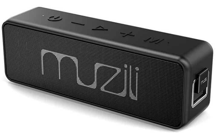 Altavoz Bluetooth impermeable marca Muzili 20W
