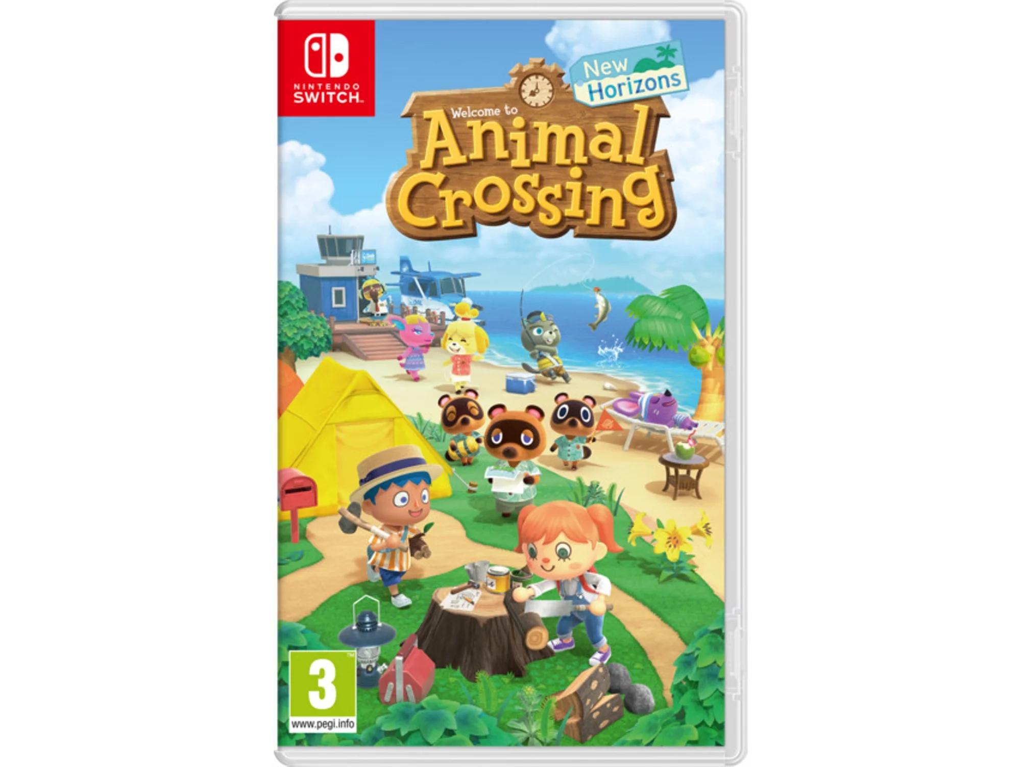 Nintendo Switch Animal Crossing: New Horizon – Videojuego