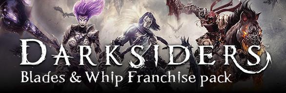 Darksiders Blades & Whip Franchise Pack STEAM