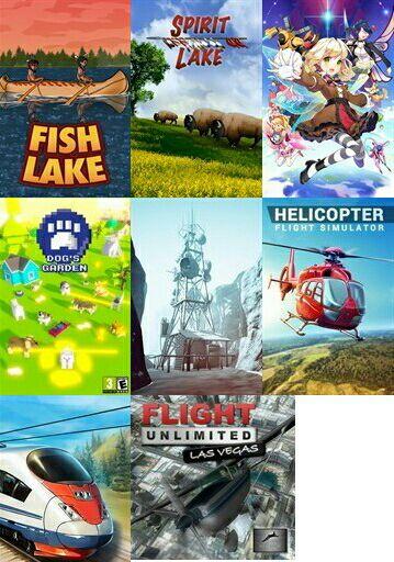 8 juegos GRATIS de la Microsoft Store