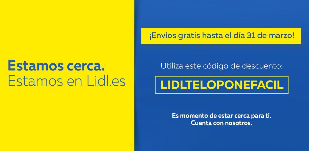 Envío gratis en Lidl.es