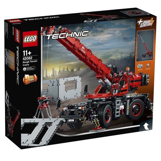 LEGO Technic 42082 a MÍNIMO histórico