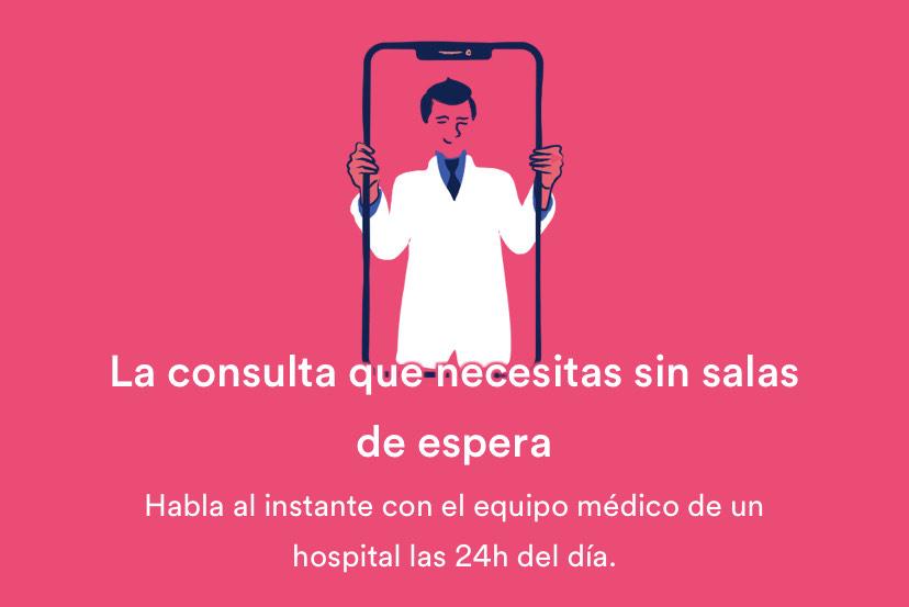 Consultas médicas 24h GRATIS con Savia de Mapfre