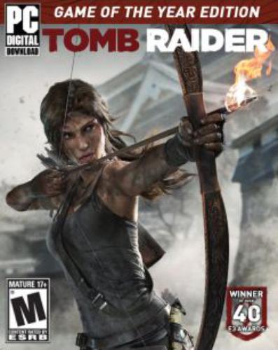 Tomb Raider - Steam - GRATIS