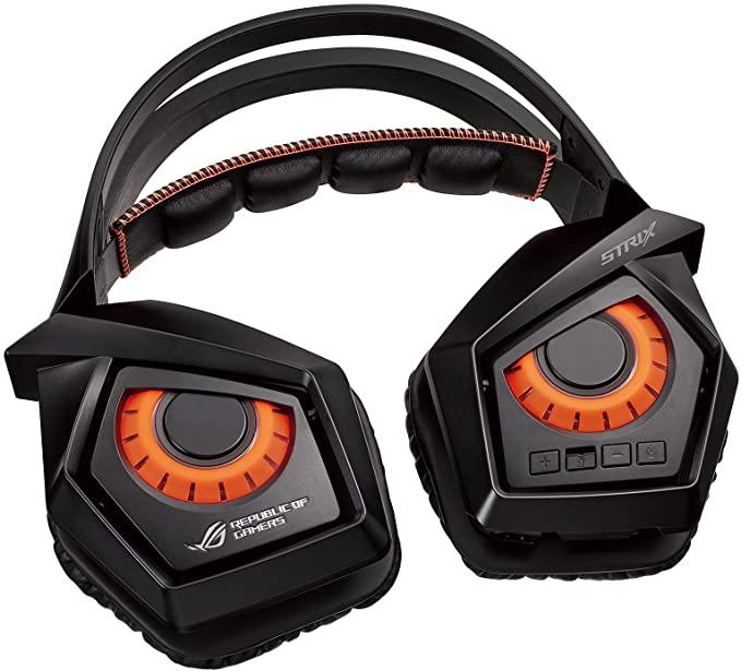 ASUS ROG Strix Wireless - Auriculares con micrófono (Reacondicionado)