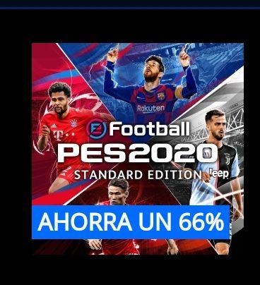 eFootball PES 2020 Standard Edition