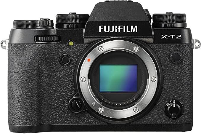 Fujifilm X-T2 APS-C LCD solo 649€