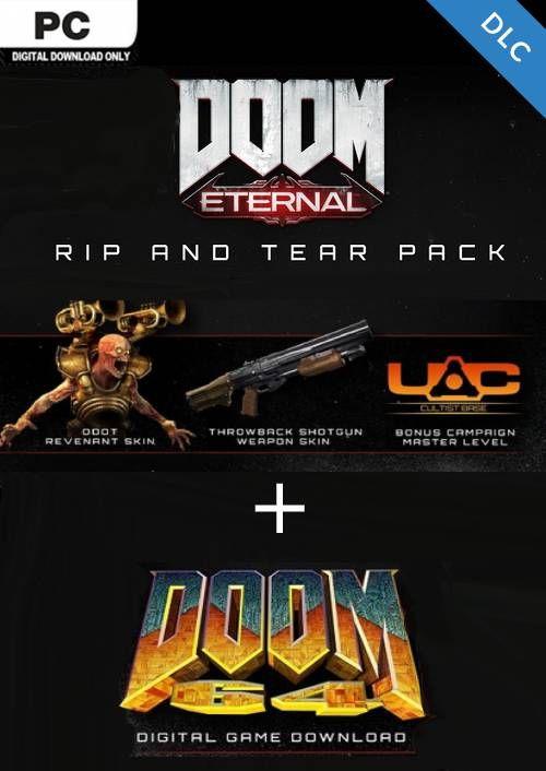PC Game: DOOM 64 CD Keys