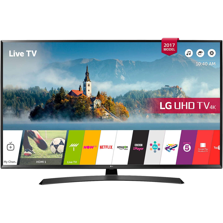 "LG 49"" 4K HDR10 SmartTV solo 399€"