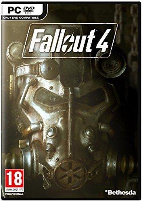 PC (STEAM): Fallout 4 por sólo 3,49€