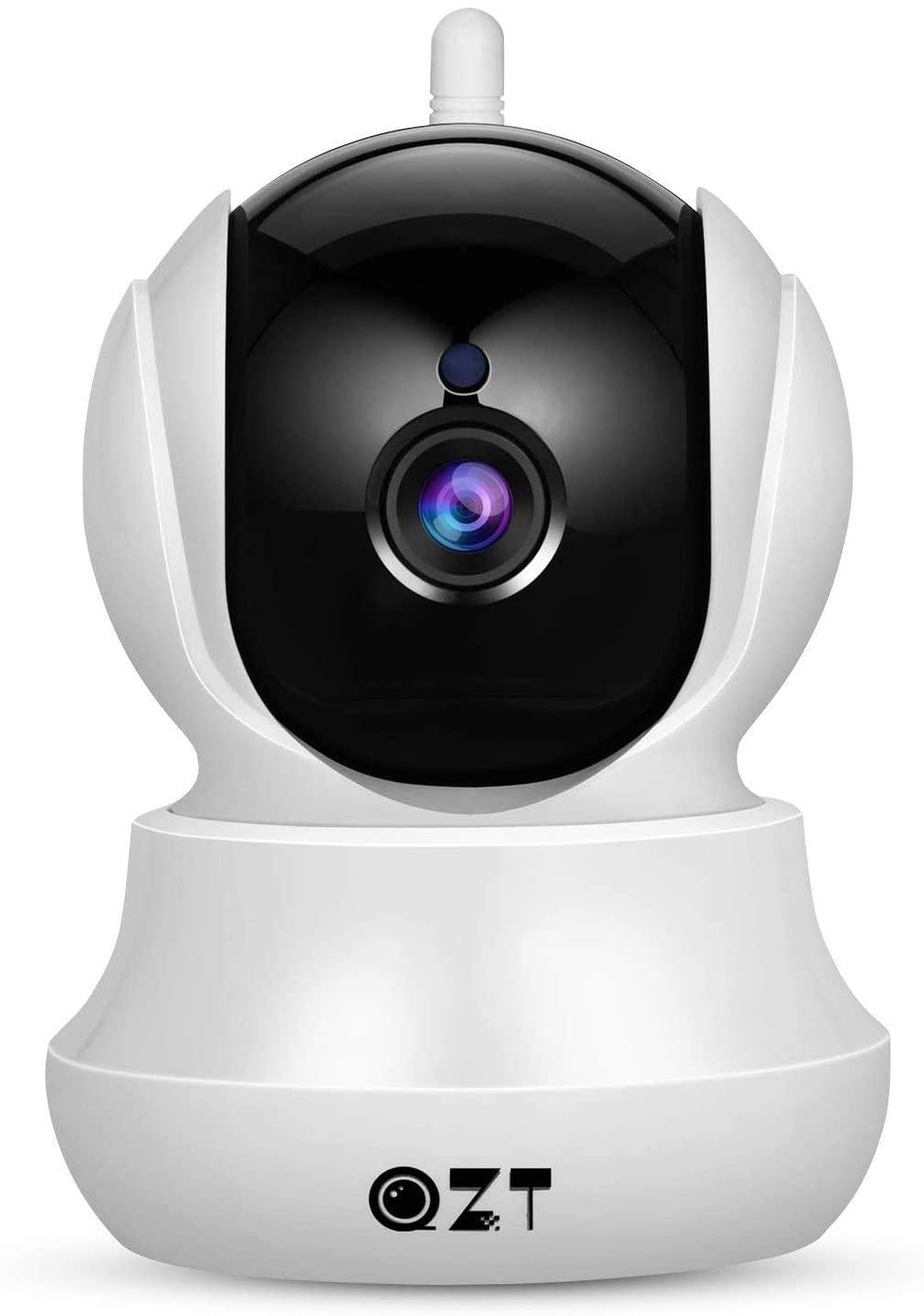 Cámara IP, Cámara de Vigilancia QZT 1080P Wifi