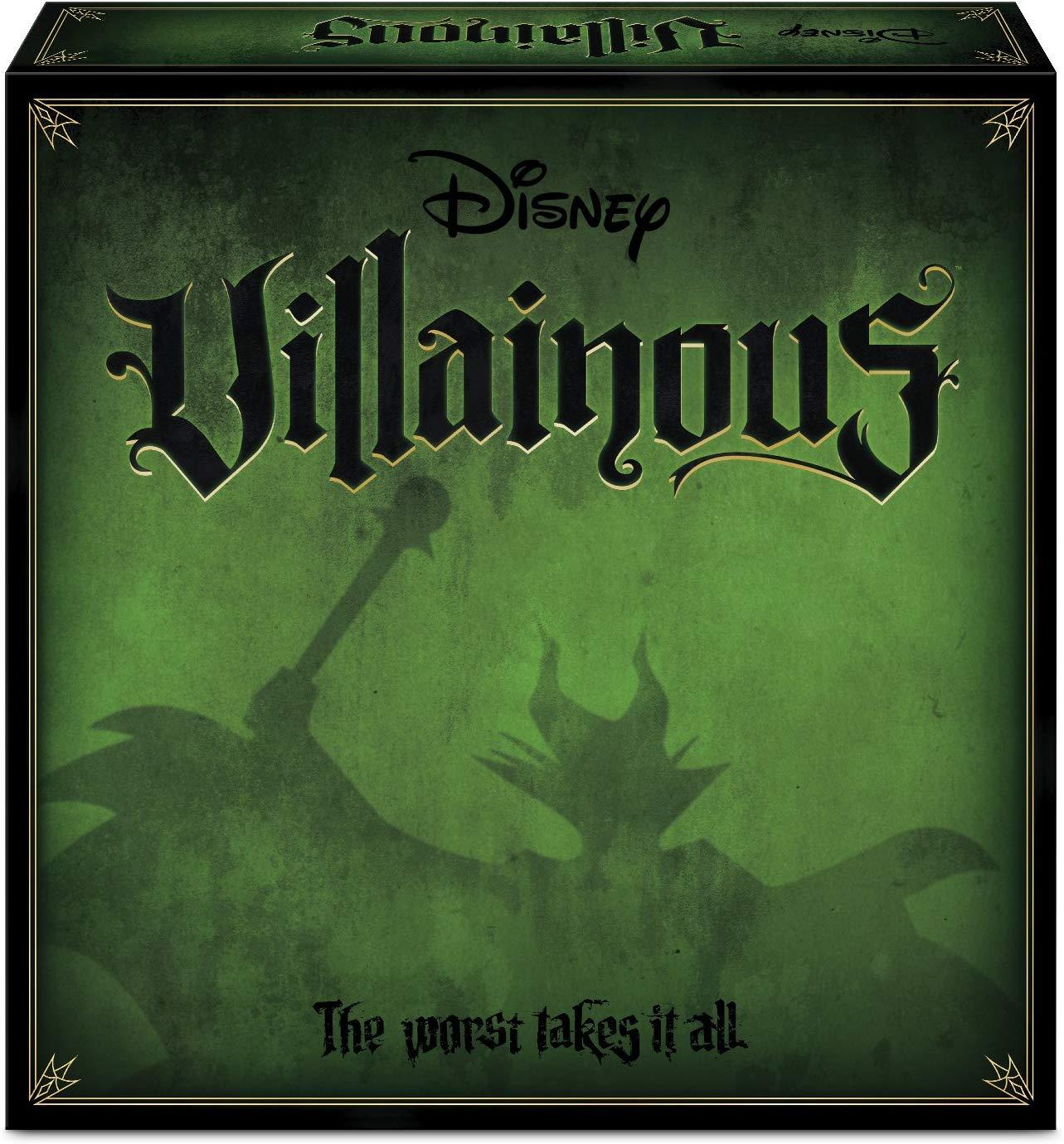 Villainous Disney juego de mesa