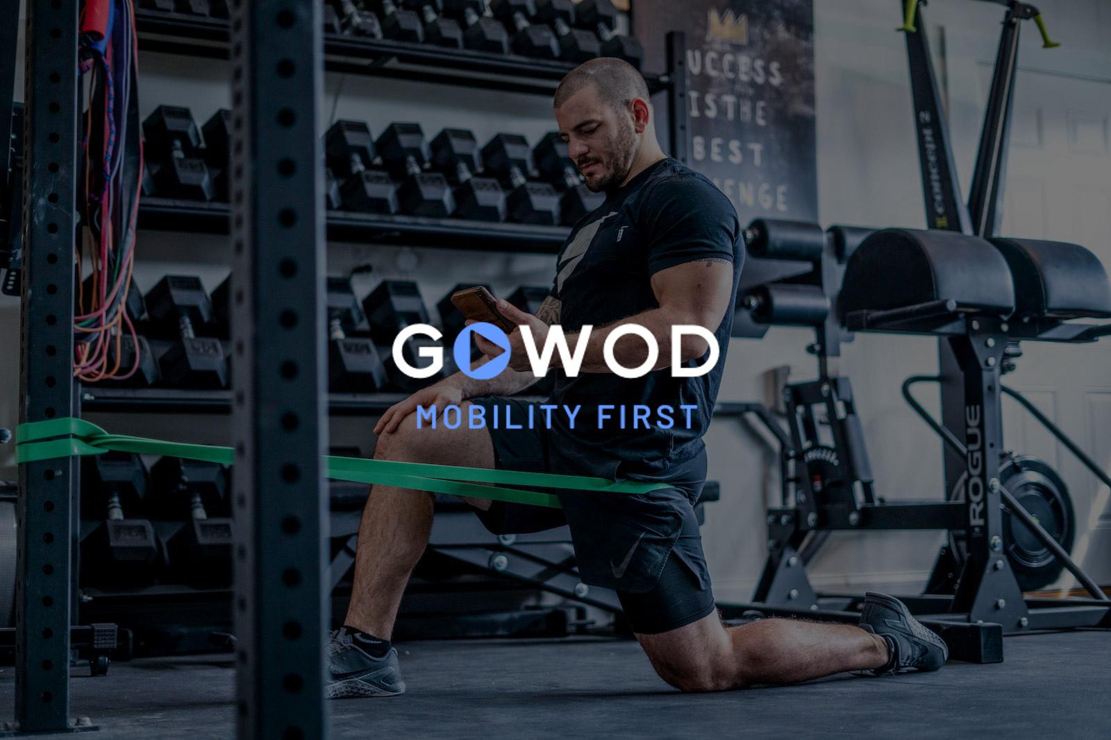 40 días gratis de plan de entrenamiento GOWOD