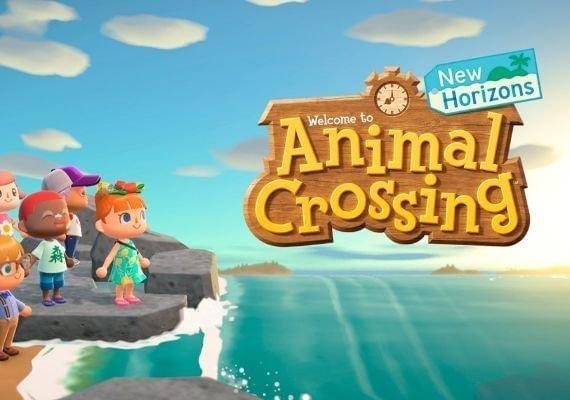 Ofertaza para Animal crossing new horizons gracias al código descuento de gamivo.