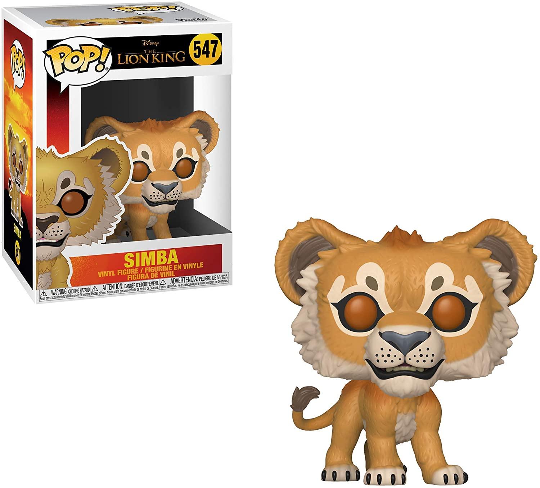 FUNKO POP - FIGURA SIMBA - THE LION KING - FUNKO POP DISNEY