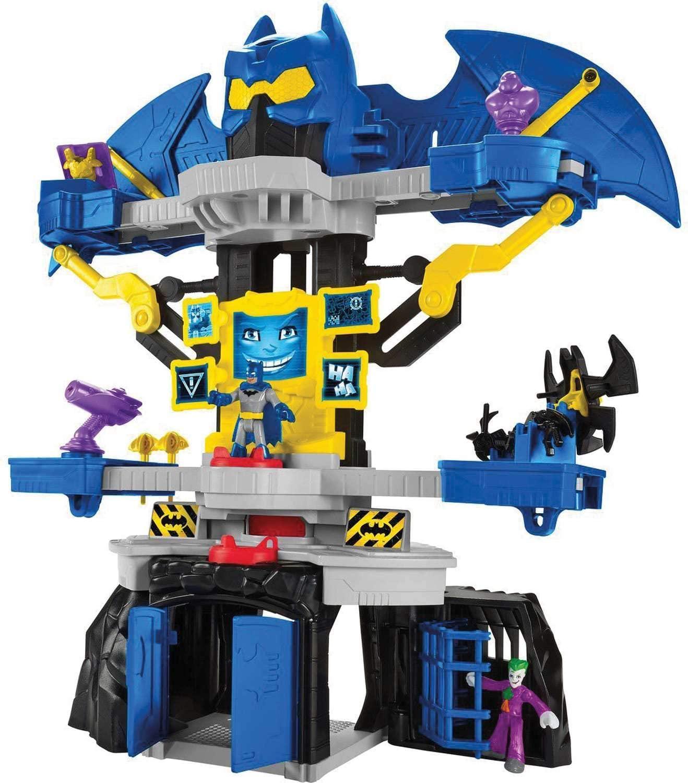 Imaginext Batman Batcueva transformable