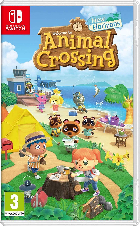 Animal Crossing: New Horizons físico (Ofertas locales)