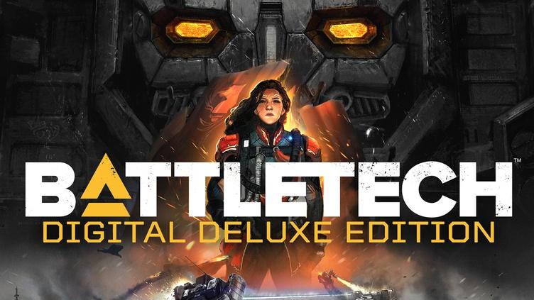 BATTLETECH Digital Deluxe Edition para STEAM