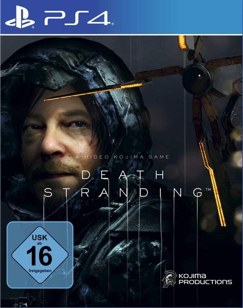 (REACO) Death Stranding (audio inglés, subtítulos en español) a muy buen precio