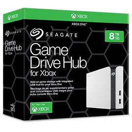 Game Drive Hub para Xbox 8TB