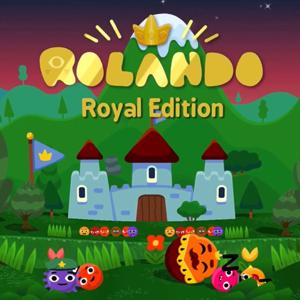 Rolando: Royal Edition (IOS)