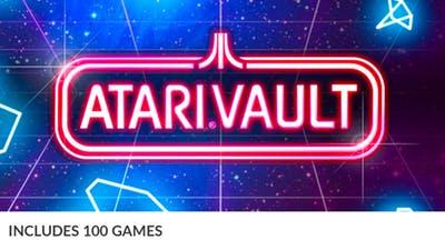 Atari Vault Steam
